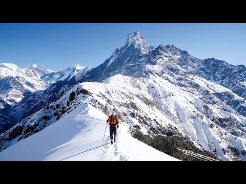 winter-trek-of-mardi-himal,-nepal