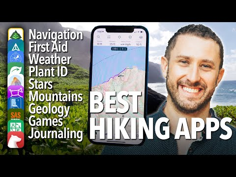 best-hiking-apps-2021